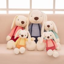 Cute Rabbit Soft Stuffed Plush Animal Doll for Kids Gift