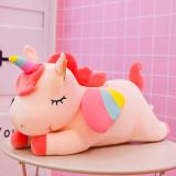 Angel Unicon Soft Stuffed Plush Animal Doll Pillow for Kids Gift