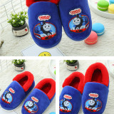 Toddlers Kids Thomas Train Warm Winter Home House Slippers Shoes