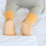 Baby Toddlers Girls Boy Cute Fox Non-Skid Indoor Winter Warm Shoes Socks