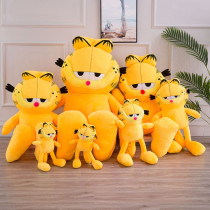 Garfield Cat Soft Stuffed Plush Animal Doll for Kids Gift