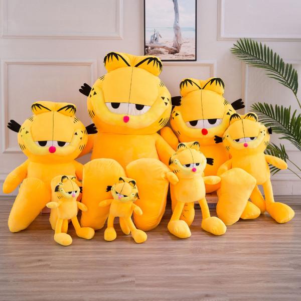 Garfield Cat Soft Stuffed Plush Animal Doll for Kids Gift