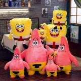 SpongeBob Soft Stuffed Plush Animal Doll for Kids Gift