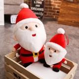 Santa Claus Christmas Soft Stuffed Plush Doll for Kids Gift