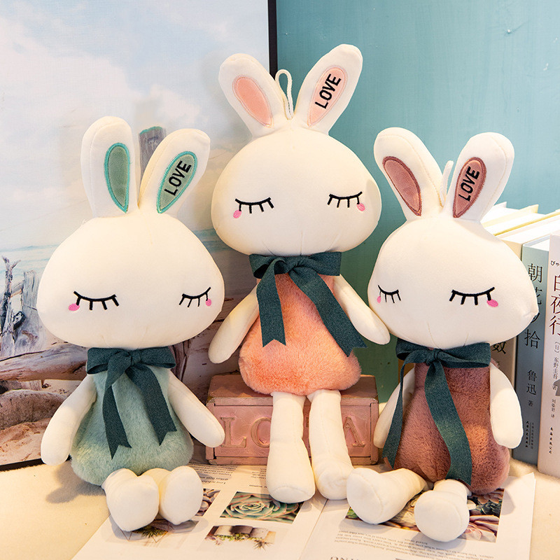 Miffy Rabbit Soft Stuffed Plush Animal Doll for Kids Gift