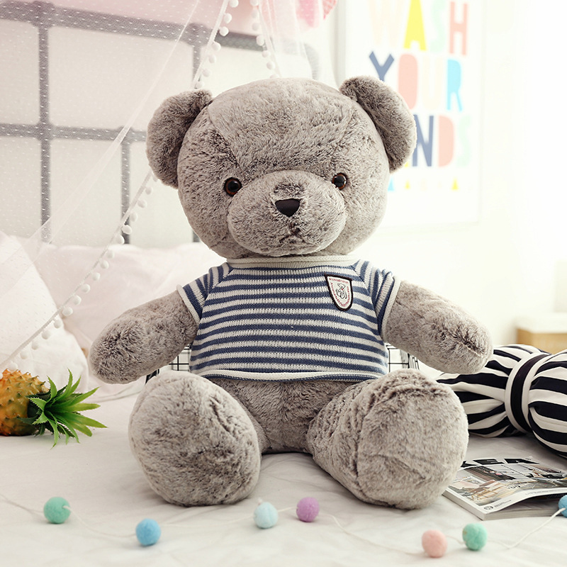 Teddy Bear Soft Stuffed Plush Animal Doll for Kids Gift