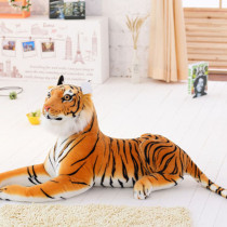 Tiger Soft Stuffed Plush Animal Doll for Kids Gift