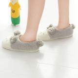 Adult Cozy Flannel Cute Sheep Animal House Family Winter Warm Footwear