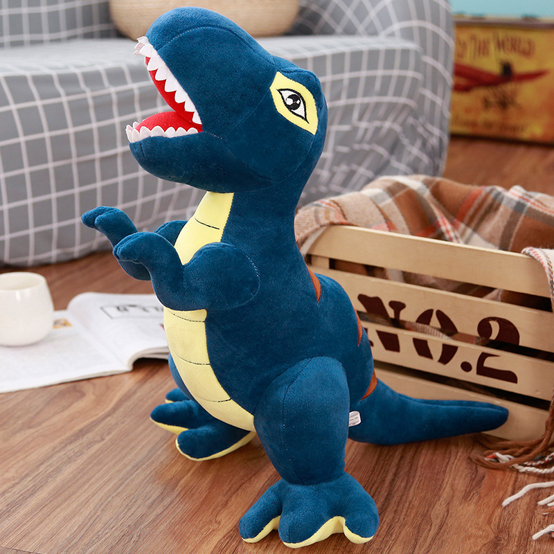 Jurassic Tyrannosaurus Dinosaur Soft Stuffed Plush Animal Doll for Kids Gift