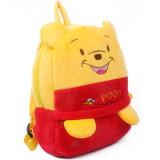 Kindergarten School Backpack Winnie the Pooh Bear School Bag For Toddlers Kids