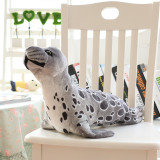 Seal Soft Stuffed Plush Animal Doll for Kids Gift