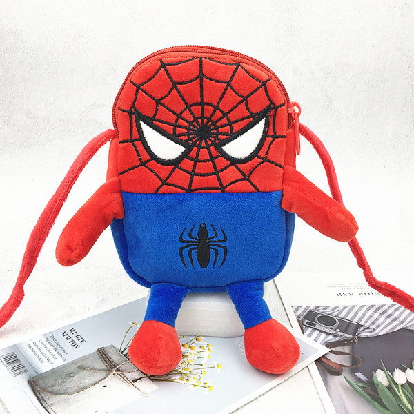 Marvel Super Hero Fashion Crossbody Shoulder Bags for Toddlers Kids