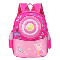 Kindergarten School Backpack Peppa Pig School Bag For Toddlers Kids
