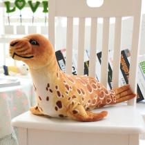 Seal Soft Stuffed Plush Animal Doll for Kids Gift