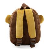 Kindergarten School Backpack Monkey Animal School Bag For Toddlers Kids