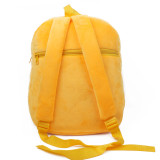 Kindergarten School Backpack Yellow Duck School Bag For Toddlers Kids