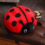 Ladybug Soft Stuffed Plush Animal Doll for Kids Gift