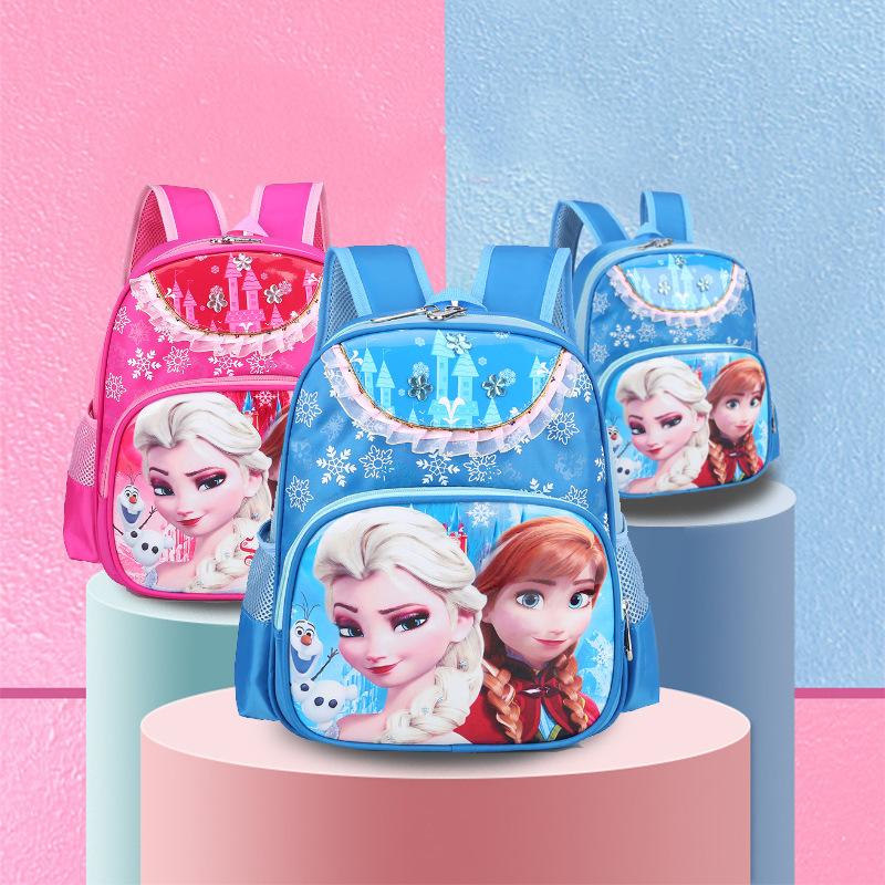 Kindergarten School Backpack Frozen School Bag For Toddlers Kids
