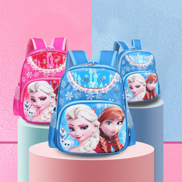 Kindergarten School Backpack Frozen School Bag For Toddlers Kids