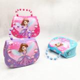 Sophia Princess Fashion Crossbody Shoulder Bags for Toddlers Kids Girl
