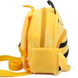 Kindergarten School Backpack Yellow Bee School Bag For Toddlers Kids