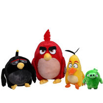 Angry Birds Soft Stuffed Plush Animal Doll for Kids Gift