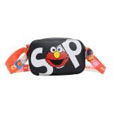 Sesame Street Crossbody Shoulder for Toddlers Kids