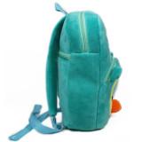 Kindergarten School Backpack Green Owl School Bag For Toddlers Kids