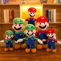 Super Mario Soft Stuffed Plush Animal Doll for Kids Gift