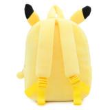 Kindergarten School Backpack Yellow Pikachu Pokemon School Bag For Toddlers Kids