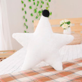 30CM Star Moon Crown Heart Soft Stuffed Plush Pillow for Kids