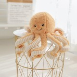 Octopus Soft Stuffed Plush Animal Doll for Kids Gift