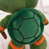 Teenage Mutant Ninja Turtles Soft Stuffed Plush Animal Doll for Kids Gift