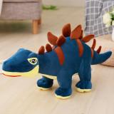 Jurassic Stegosaurus Dinosaur Soft Stuffed Plush Animal Doll for Kids Gift