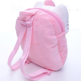 Kindergarten School Backpack Fruit Hello Kitty School Bag For Toddlers Kids
