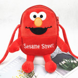 Sesame Street Fashion Crossbody Shoulder Bags for Toddlers Kids