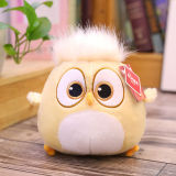 New Angry Birds Soft Stuffed Plush Animal Doll for Kids Gift