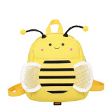 Cute Bee Kindergarten Bag For Toddlers Kids