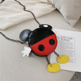 Mickey Mouse Circle Crossbody Shoulder for Toddlers Kids