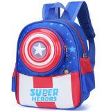 Kindergarten School Backpack Marvel Spider Man Captain America School Bag For Toddlers Kids