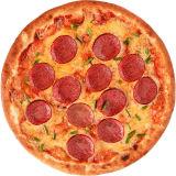 Print Pizza Meet Flannel Blanket Sleeping Cape