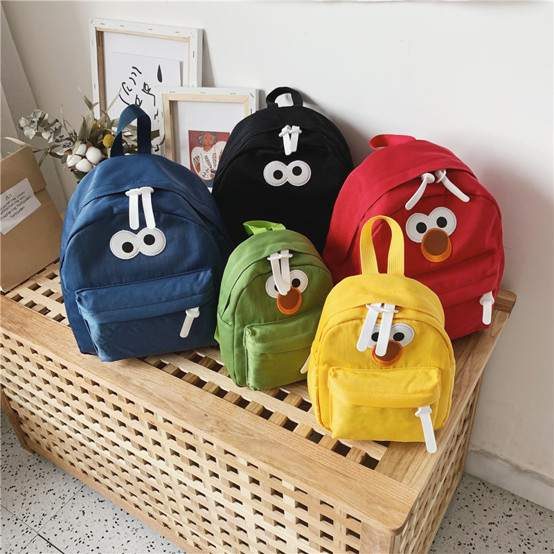Sesame Street Backpack Bag For Toddlers Kids