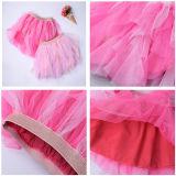 Toddler Kid Girl Irregular Color Matching Tutu Skirt