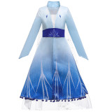 Toddler Girls Frozen 2 Elsa Princess Dress