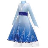 Toddler Girls Frozen 2 Elsa Princess Dress