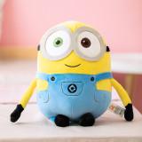 Yellow Minions Cartoon Soft Stuffed Plush Doll for Kids Gift