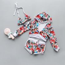 Toddle Kids Girls Paul Frank Bikinis Sets Swimwear
