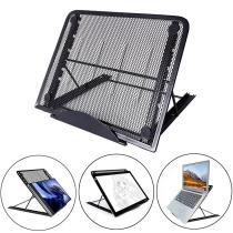 Mesh Ventilated Adjustable Portable Folding Laptop Stand