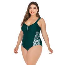 Women Swimsuit Stripes Swimwewar