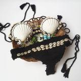 Women Swimsuit Shells Hand Crocheted Bikinis Sets Swimwear